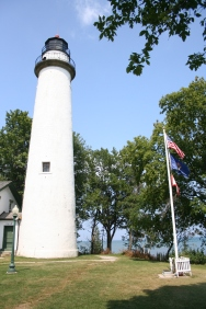 Pointe Aux Barques Lighthouse, Port Austin