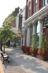 Downtown Lexington
