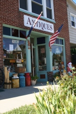 Marine City: Antique Capital of Michigan!