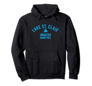lake st clair hoodie