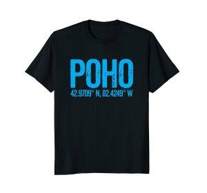 poho tee shirt