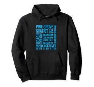 port huron hoodie