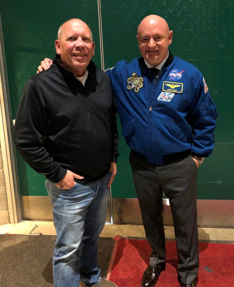 Mark Kelly & Dale
